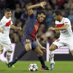 Barcelona vs PSG 6
