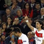 Barcelona vs PSG 7