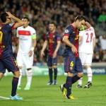 Barcelona vs PSG 8