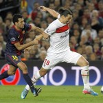 Barcelona vs PSG 9