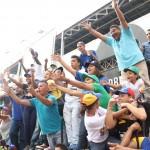 Capriles en Aragua 2