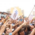Capriles en Aragua 4