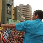 Capriles en Aragua 5