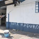 QUITARON PARTES DE LOS GRAFFITI EN LA UCV (1)