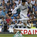 Real Madrid Betis 10