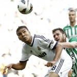 Real Madrid Betis 3