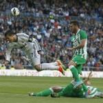Real Madrid Betis 5
