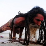 INDIA-RELIGION-YOGA