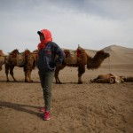 CHINA-DUNHUANG-TOURISM