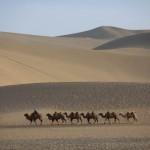 CHINA-DUNHUANG-TOURISM