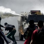 CHILE-MAY DAY-CLASHES