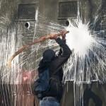 CHILE-PINERA-ANNUAL MESSAGE-PROTEST