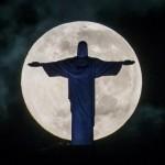 BRAZIL-FEATURE-CHRIST-FULL MOON