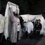 ISRAEL-RELIGION-JUDAISM-LAG BAOMER