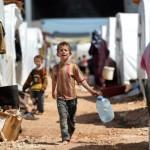 SYRIA-CONFLICT-REFUGEE
