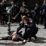 ITALY-POLITICS-SHOOTING-GOVERNMENT