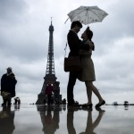 FRANCE-WEATHER-PARIS