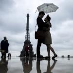 FRANCE-WEATHER-PARIS
