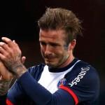 David Beckham despedida1