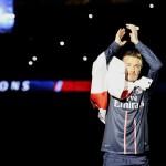 David Beckham despedida11