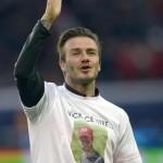 David Beckham despedida8