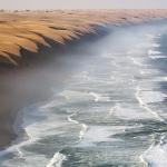 Donde el desierto del Namib se encuentra con el mar
