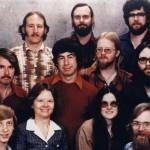 El equipo original de Microsoft
