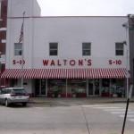 El primer Wal-Mart