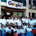 Google en sus inicios