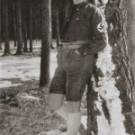 Hitler posando sexy