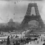 La Torre Eiffel en 1888