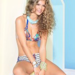 Nina Agdal for Maaji 2013