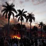 BRAZIL-CONFED-PROTEST