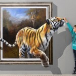 GERMANY-ART-EXHIBITION-3D-OPTICAL-ILLUSION