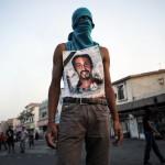 BAHRAIN-POLITICS-UNREST-FUNERAL