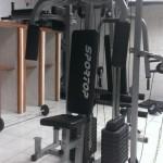 Aragua tiene gimnasio propio