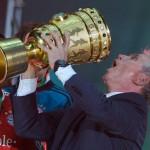 Bayern celebra