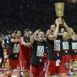 Bayern celebracion
