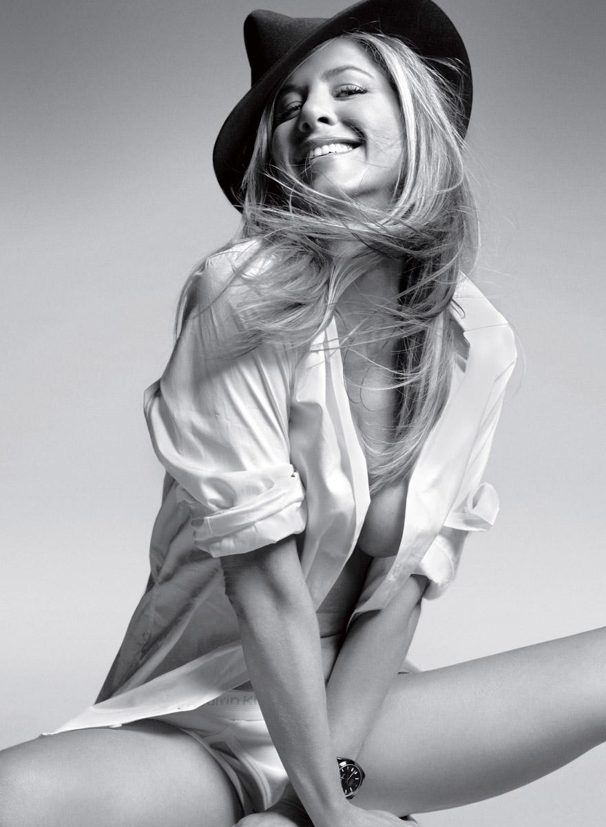 Jennifer Aniston Hot Aprovechando Que Seguir Soltera Gran