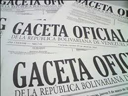 gacetaoficial