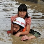 CHINA-FLOODS