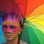 EL SALVADOR-GAY-PRIDE-PARADE