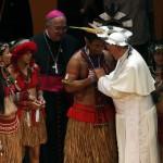 BRAZIL-POPE-WYD-LEADERS