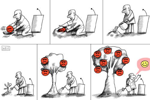 Caricaturas del martes 30 de julio de 2013