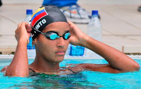 Andreína Pinto logra su segunda medalla dorada en Juegos Centroamericanos