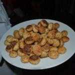 Tunjitas de ani dulce quinua y amaranto