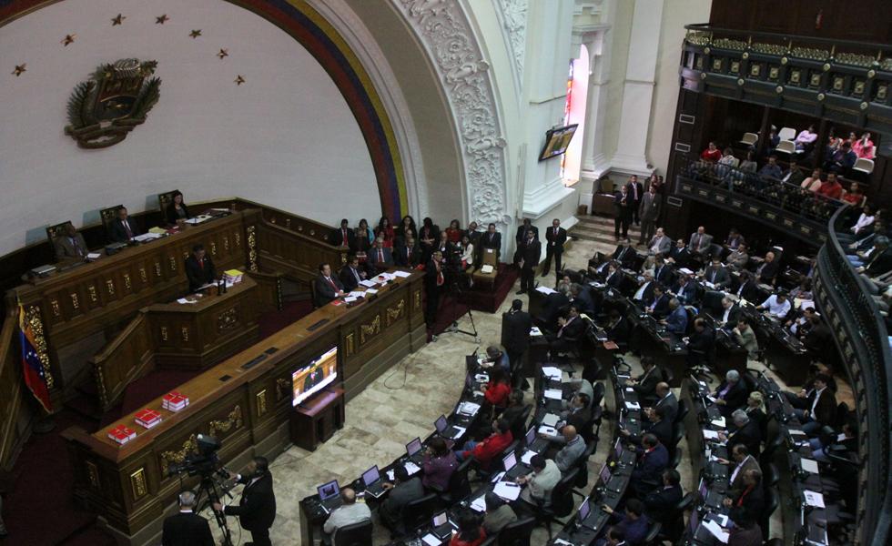 AN aprueba Acuerdo sobre Decreto de Estado de Excepción y Emergencia Económica