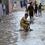 PAKISTAN-WEATHER-RAIN