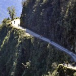 BOLIVIA-BIKING-DEATH ROAD