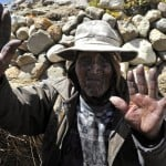 BOLIVIA-SOCIETY-PEOPLE-OLDEST-MAN-ALIVE-FLORES